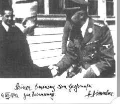 Husseini Himmler